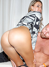 Check out sweet gigi get her boat yard ass pounded in the office in these hot milf fucking pics