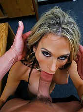 Hot big tits dirty blonde sara gets her body pounded hard in this hot office fucking video and pics