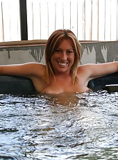 Mature at Pool