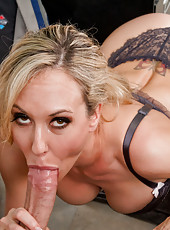 Brandi Love fucks her student on her desk