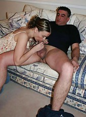 Wild skanky steamy amateur housewives