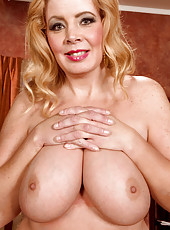 Mature Jugs Lady