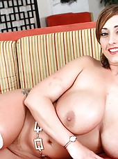 In this big tit set both our tits win, we both have wonderful