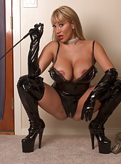 Hot stills of me with my fucking leather whip. I will teach you