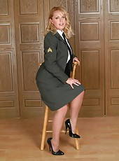 Mature in Uniform