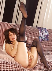 Mature Pantyhose