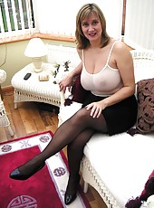 Moms in Stockings