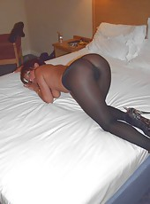 Big Booty Pantyhose