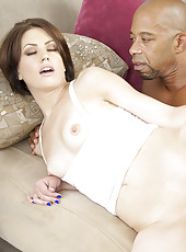 Sarah Shevon - Takes The Diesel Dick Deep