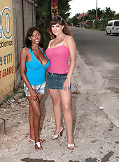 Valory And Chica In The Dr