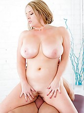 You dont   want to miss these big knockers bouncing every which way as she gets   railed super hot stuff