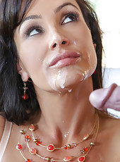 Busty Lisa Ann Demands Younger Man Attention.
