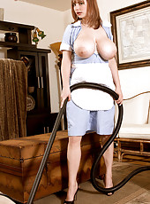 Cummin Cleaning Lady