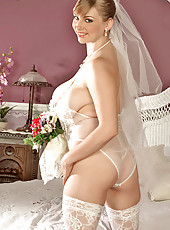 Here Cums Your Bride