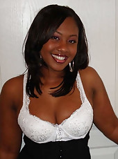 Collection of different black babes with nice breasts