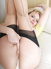Panties and nylons