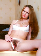 The lovely natural Irina S is so hot thinking of all the things you could do to her. She can
