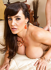 Lisa Ann is a hot busty milf, at least her son's friend, Danny, always thought so. Danny finally lets Lisa know how he feels about her after he finishes up helping her clean up around the house. That's not the only thing he cleans, he licks her