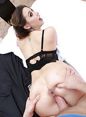 Chanel Preston fucks him hard