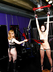 Aria Aspen and Nina Hartley