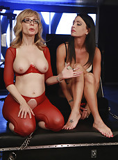 Jessica Jaymes and Nina Hartley