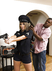 Bad cop Courtney Cummz is ready for a crazy and a hardcore fuck
