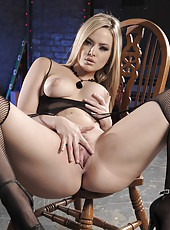 Threesome lesbian action with Alexis Texas, Kirsten Price and Monique Alexander