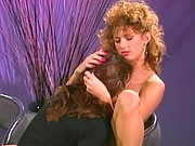 Fallon and Cameo horny pussy licking lesbos