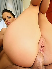 Super hot ass euro babes get fucked in their asses in this hot cumshot and pussy fucking orgy