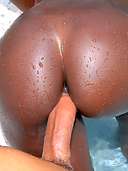 Big fucking round booty babe dior gets her juicy box ramed and tits creamed by the pool in these hot fucking pics