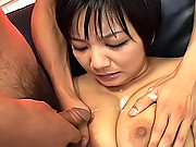 Boobs Cumshots