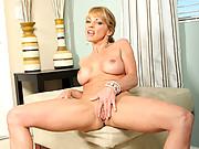 Anilos Shayla Laveaux shows off her goddess like body