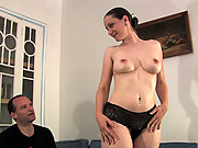 Casting Couch 15:  Hot Weather, Hot Slut, Hot Orgasms