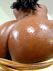 Amazing big round plump ass diamond shows her stripper moves then gets down on moby dick in these hot big dong fucking vids