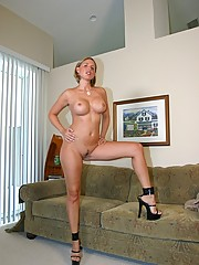 Huge Tits High Heels