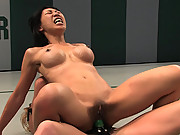 The only naked wrestling tournament on the net Ultimate Surrender