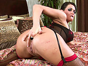 Tory Lane analyzed before facial in these hot video clips with Chris Johnson