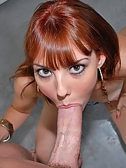 Beautiful hot fucking red head gets her fire fucked hard after being invited to my house party in these perky titty hot ass fucking pics