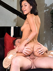 Ruby Knox gets her fair share of cock