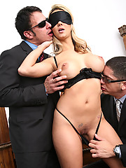 Ashlynn Brooke Double Cocked Pounded And Loving It