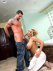 Shyla Stylez receives and anal lashing