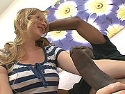 Christine Michaels Big Black Cock Fucking