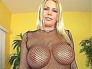 Boobs in Pantyhose