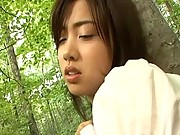 Asian Outdoor Sex
