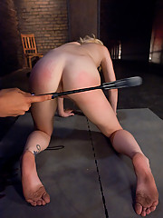Ally Ann dominated, fucked and fisted by Isis Love