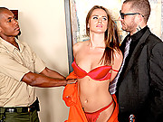 Tori Black loving big dick fuck her good