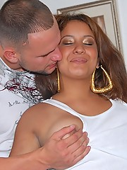 Check out this this hot fire latina get picked up a a garage sale then banged hard in this hot reality fucking picset