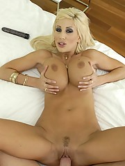 Sexy Milf Puma Swede Shows Her Cock Skills On Thick Cock