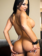 """Audrey Bitoni Plays With New Dildo In This Hot Photo Set"""