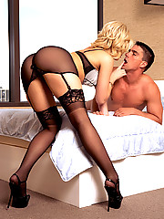 Blonde Slut Alexis Texas Gets Fucked By A Thick Spanish Cock In This Erotic Photo Set